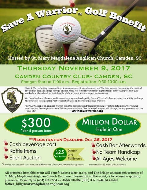 golf flyer front